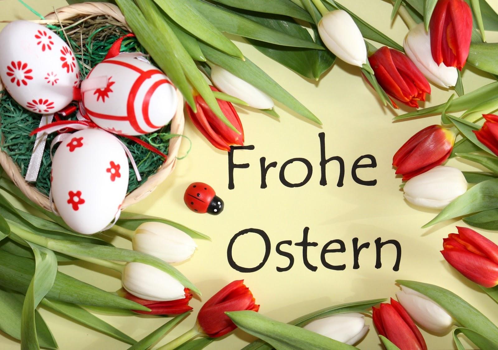 Frohe Ostern Pinterest