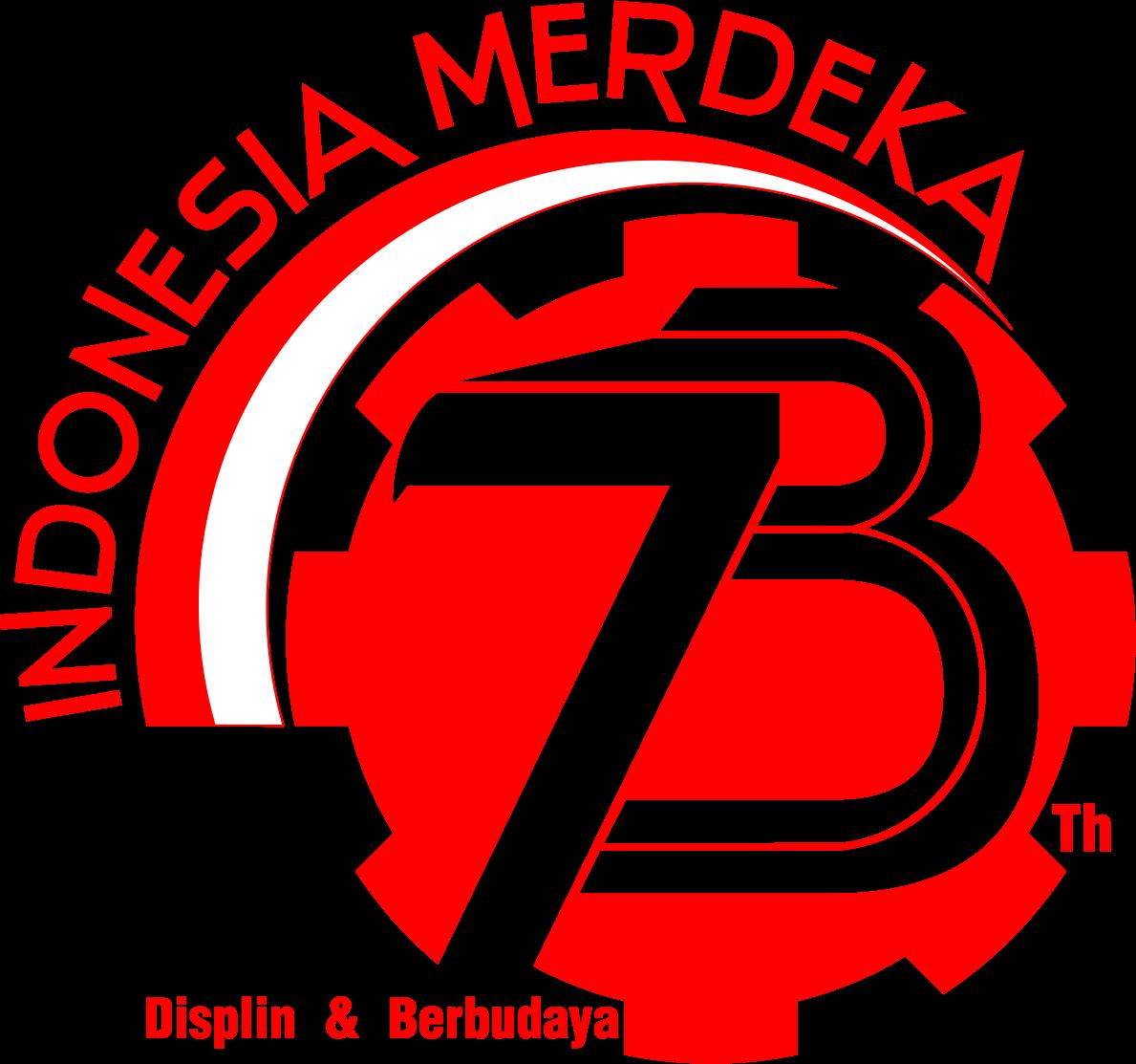 73+th.png (1189×1113) Desain logo, Indonesia, Pejuang