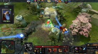 Screenshot Dota 2