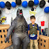 Godzilla 8th Birthday Party