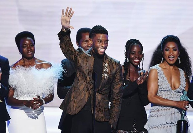 Black Panther Wins Best Cast at Screen Actor Guild Awards