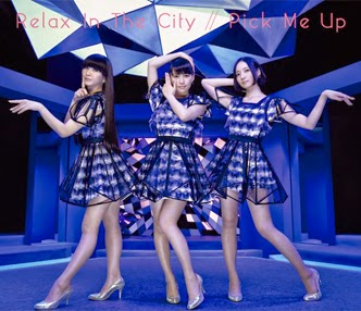 Perfume - Relax in the city / Pick me up | Random J Pop