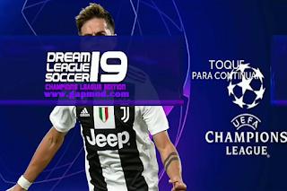DLS 19 UEFA Champions League Mod APK OBB by iRocketDLS19 Download