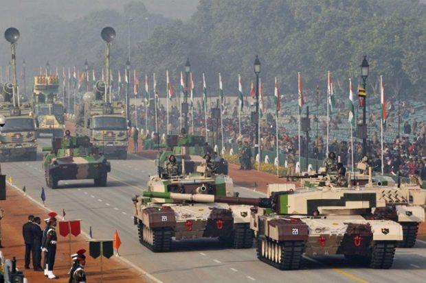Republic Day Parade on 26 January 2017 Live Online Video Streaming Updates From Rajpath, India shows world its military prowe. strength and achievements in a range of areas and its diverse culture at the Rajpath today.