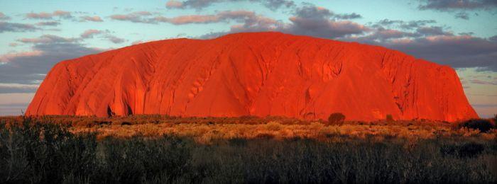 Uluru Ayers Rock Australia Damn Cool Pictures