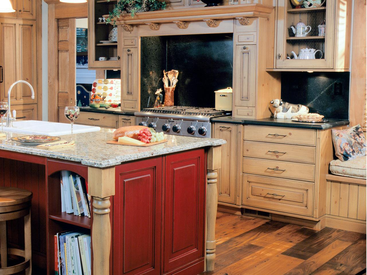 How To Stain Amp Varnish Kitchen Cabinets