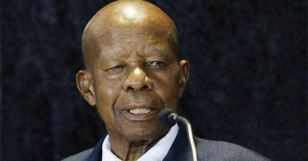 Former Botswana President Sir Ketumile Masire has died, aged 91
