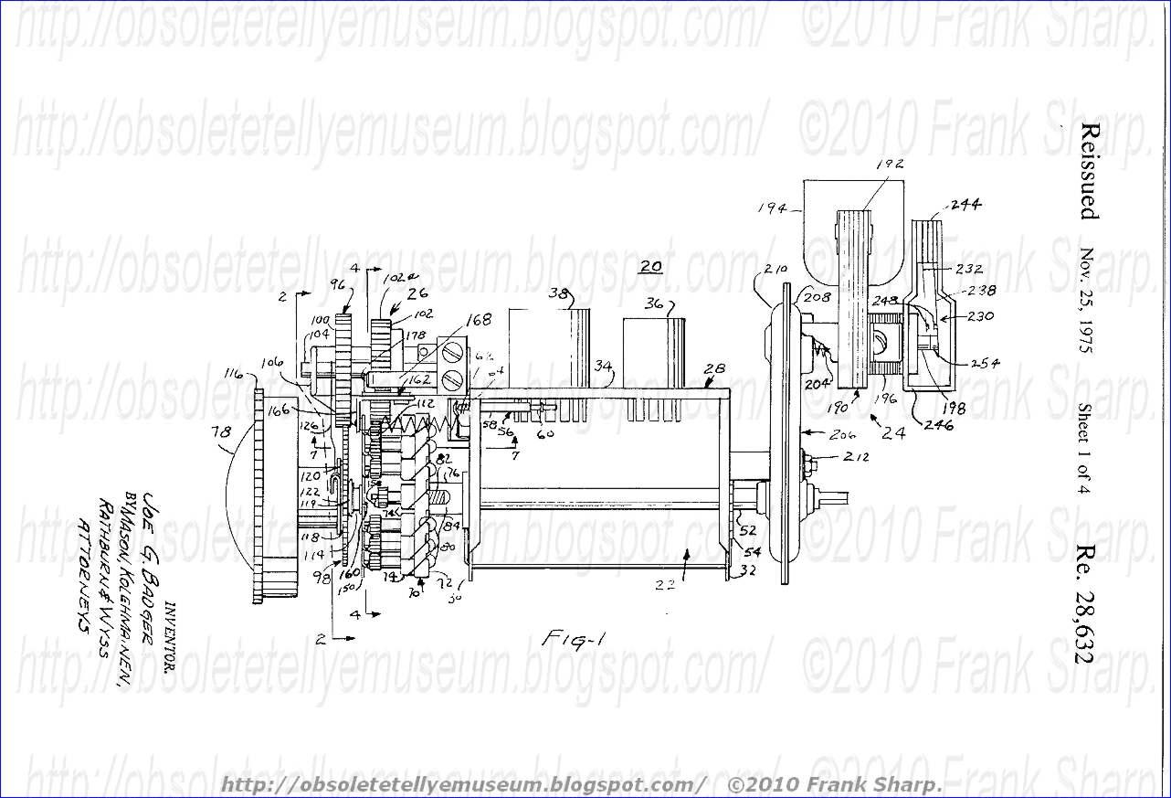 Obsolete Technology Tellye Philips 23tx401a Super