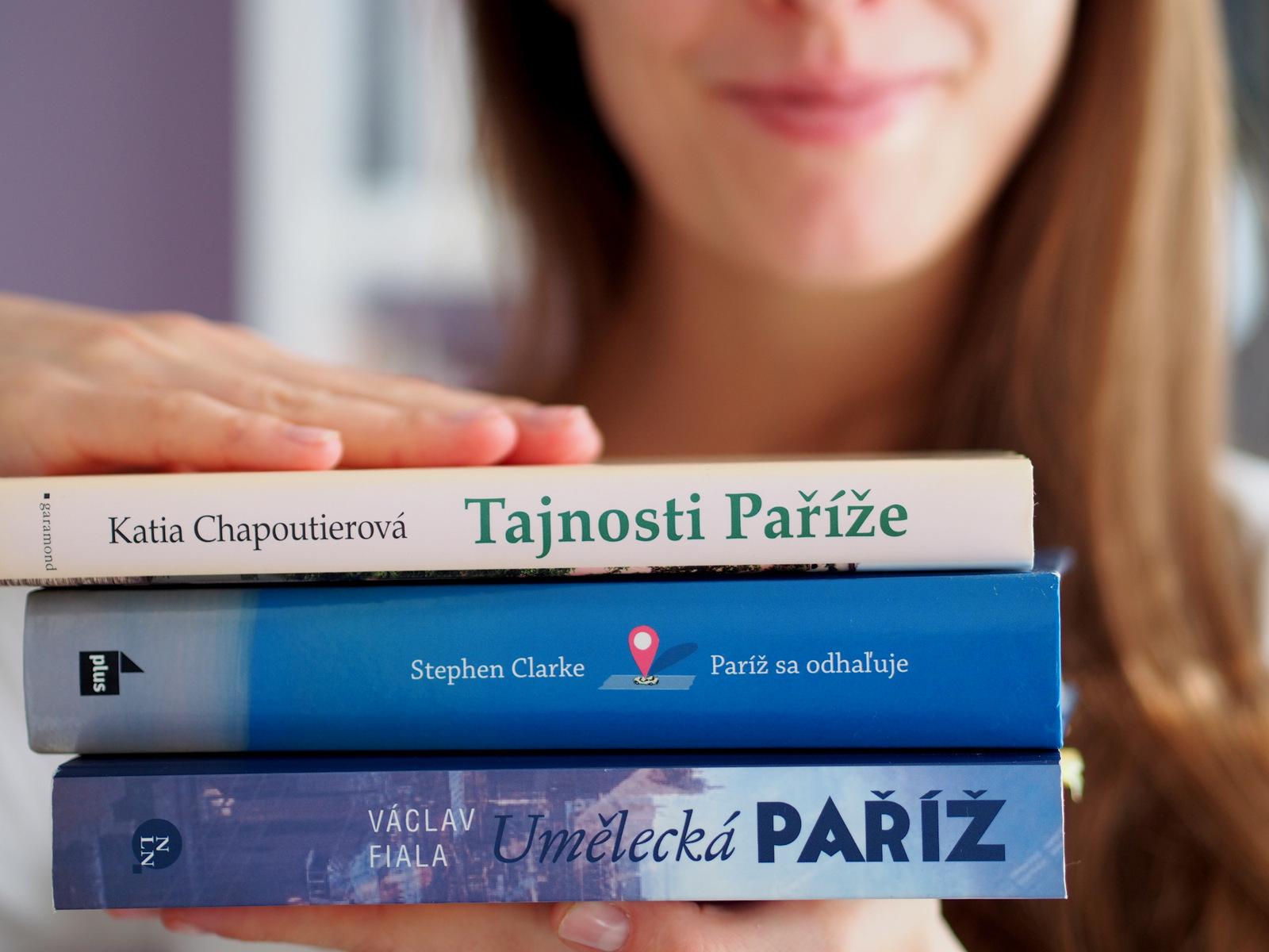 čo čítam: netradiční sprievodcovia po Paríži alebo naozaj dobré knihy o Paríži