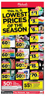 Michaels Canada Flyer valid March 16 - 22, 2018