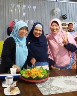 milad blogger bengkulu pertama