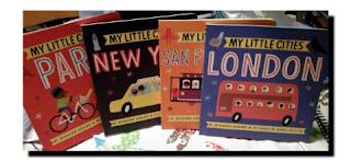 my little cities books