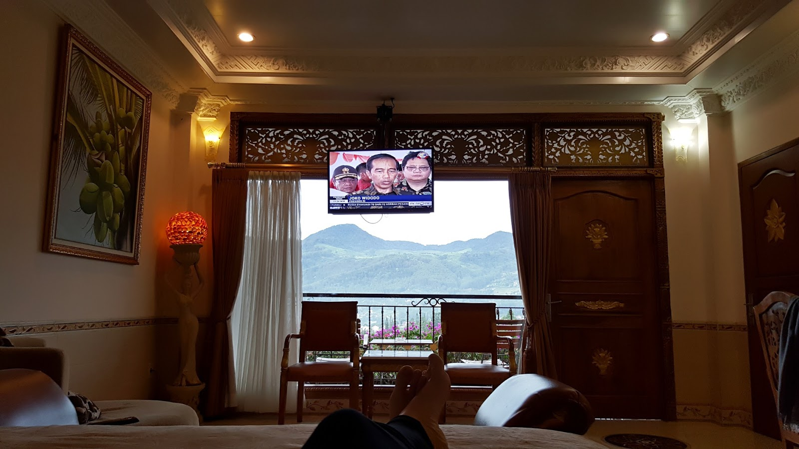Dunia Senja Liburan Singkat Di Hotel Seruni 3 Puncak