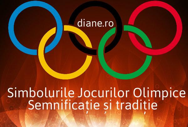 semnificatia si traditia simbolurilor jocurilor olimpice