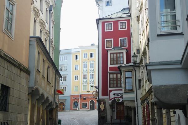 autriche linz vieille ville