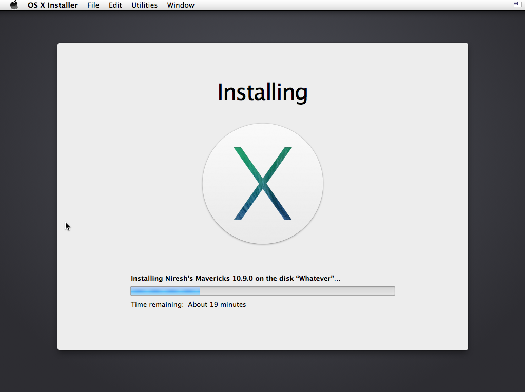 How to install OS X Mavericks on your PC with Niresh