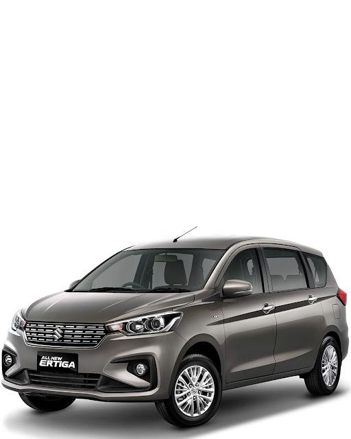 Harga Mobil Suzuki Ertiga Lampung
