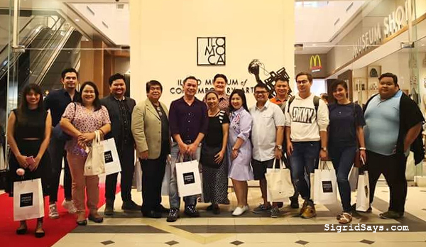 Filipino artist Jeho Bitancor - solo art exhibit - ILOMOCA - Iloilo - Bacolod bloggers