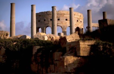 The Roman ruins of Leptis, where the past is key to the future