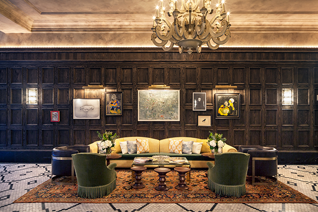The Beekman, The Beekman Hotel, The Beekman Art Collection, Hotel Art