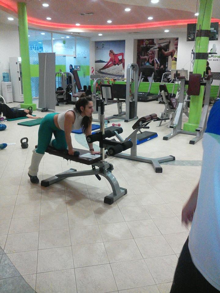 Diario de entrenamiento gimnasio for Entrenamiento gimnasio