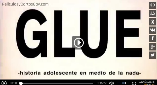 CLIC PARA VER VIDEO Glue - PELÍCULA - Argentina - 2006