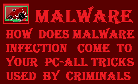 http://www.wikigreen.in/2015/01/how-does-malware-infection-come-to-your.html