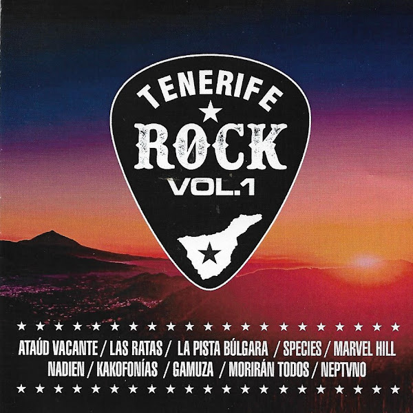 CD TENERIFE ROCK VOL. I