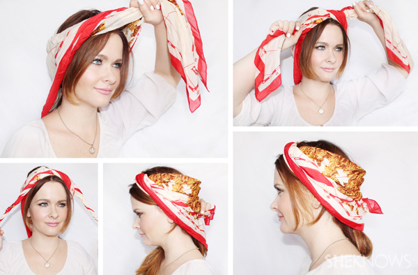 women' scarves