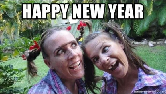Funny Happy New Year SMS