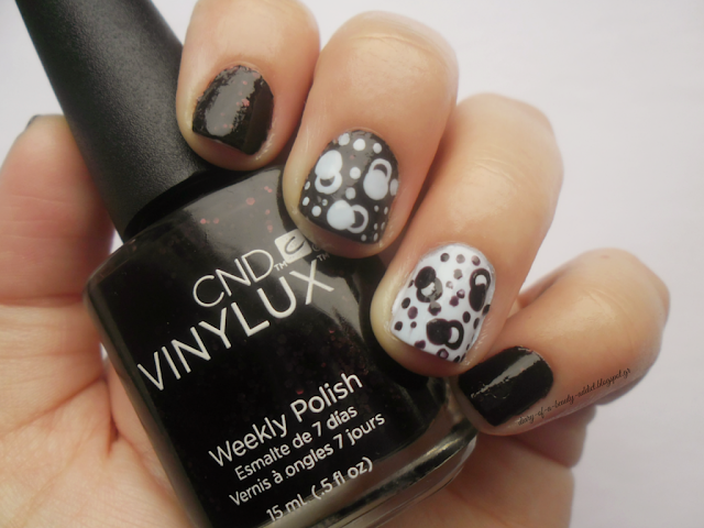 CND VINYLUX Contradictions Weekly Nail Polish Poison Plum