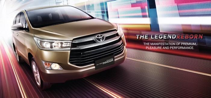 Toyota Pertimbangkan Pasang Hybrid untuk Innova dan Avanza