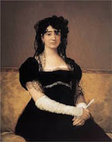 Antonia Zarate, 1805-1806 by Francisco Goya