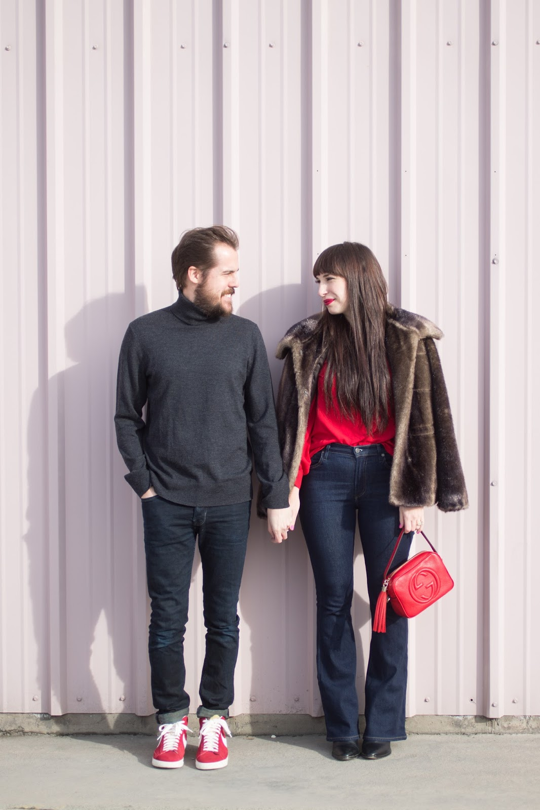 Couples Valentines Style Ideas