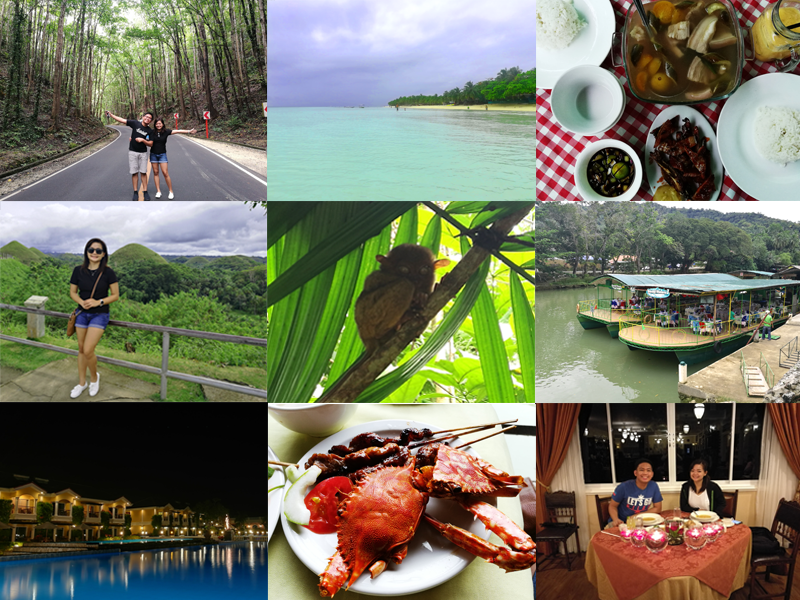 3D2N Bohol Itinerary and Budget (Php 6.7K)