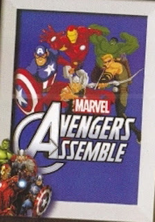 Selimut Internal Marvel Avengers Assemble