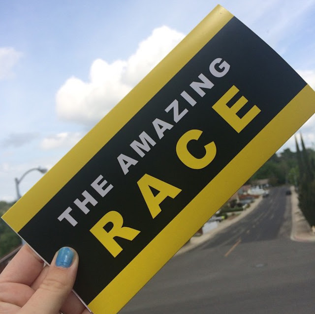 Amazing Race: An Amazing Race Birthday Party