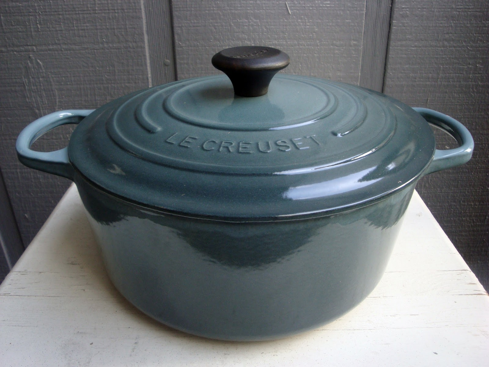 Kaitlyn Cooks Le Creuset Signature Cookware Thank You