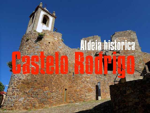 Roteiro das Aldeias Históricas de Portugal, Visitar Castelo Rodrigo