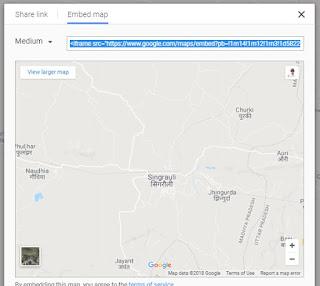 google map location pata kare