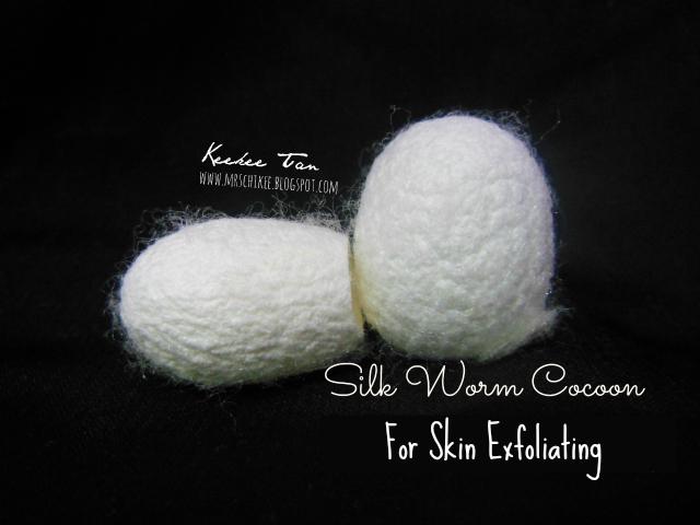 silkworm-silk-cocoon-skin-exfoliate