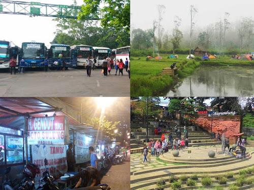 Wisata ke Bandung murah meriah