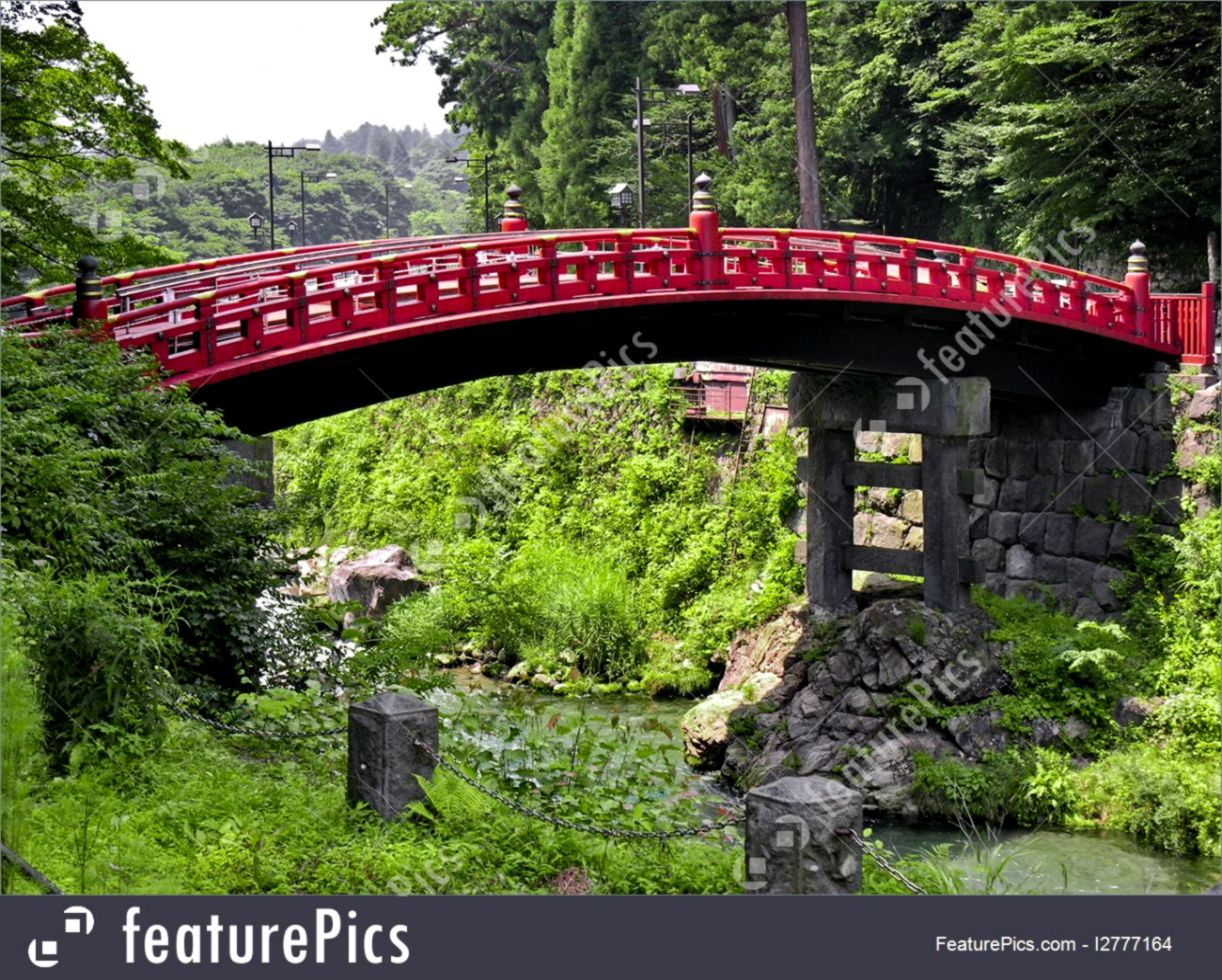 Japanese Bridge Image