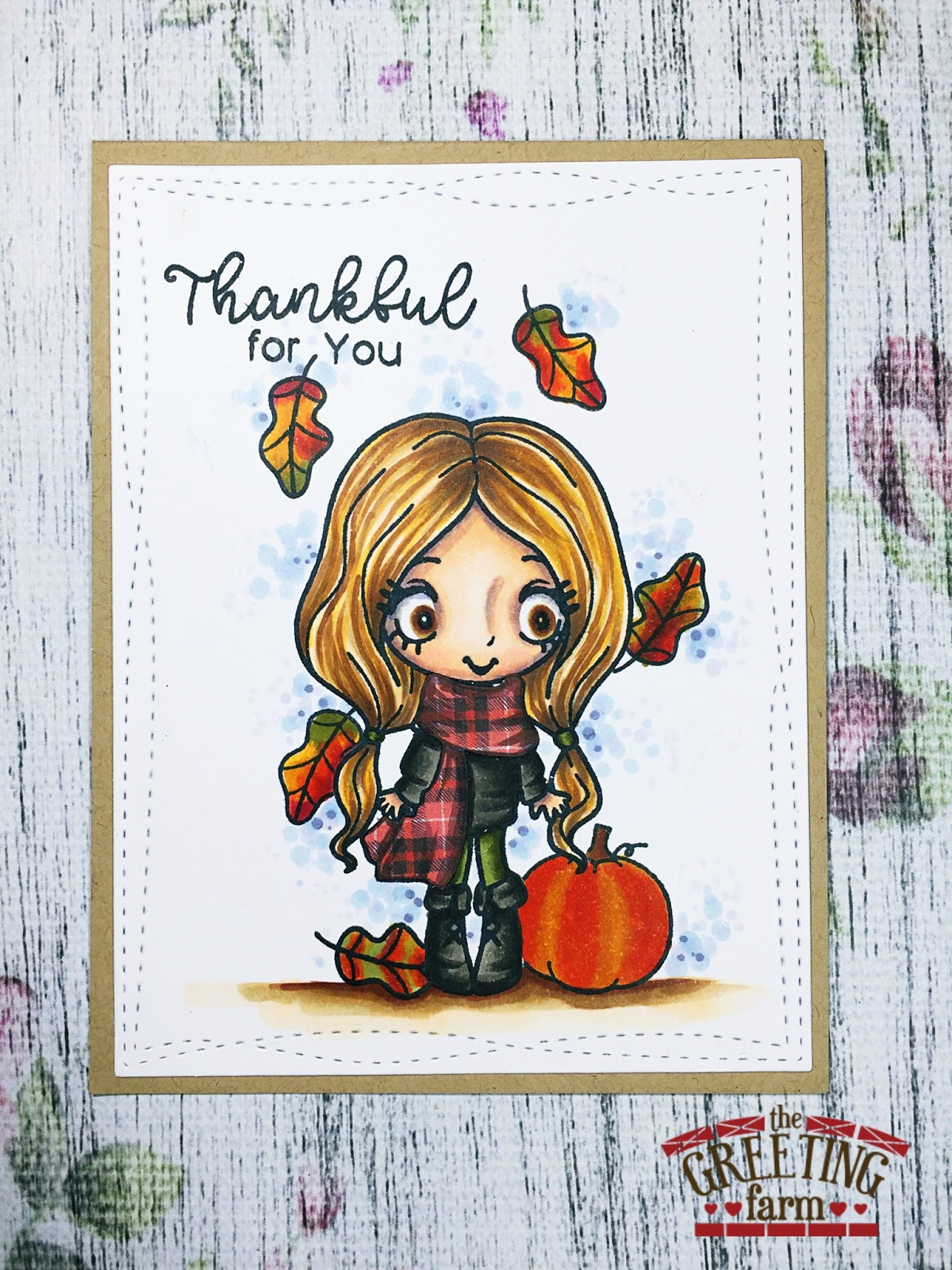 Inky fairy designs the greeting farm october new release preview i cant believe its october alreadyim in serious denial right now but the good thing is we have the greeting farm previews beginning and i promise you kristyandbryce Choice Image