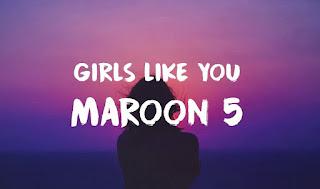 ♪ Girls Like You ♪ Maroon 5, Cardi B