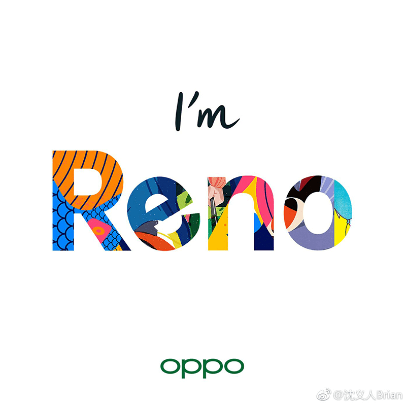 "OPPO to launch ""Reno"" line of phones on April 10"