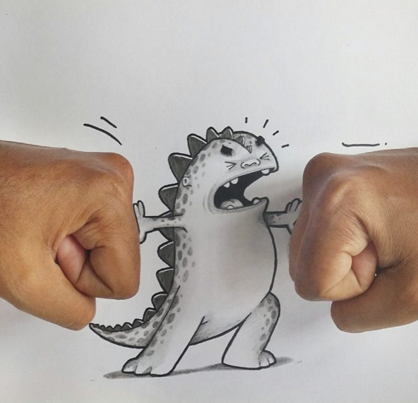 Creative Interactive Drawings