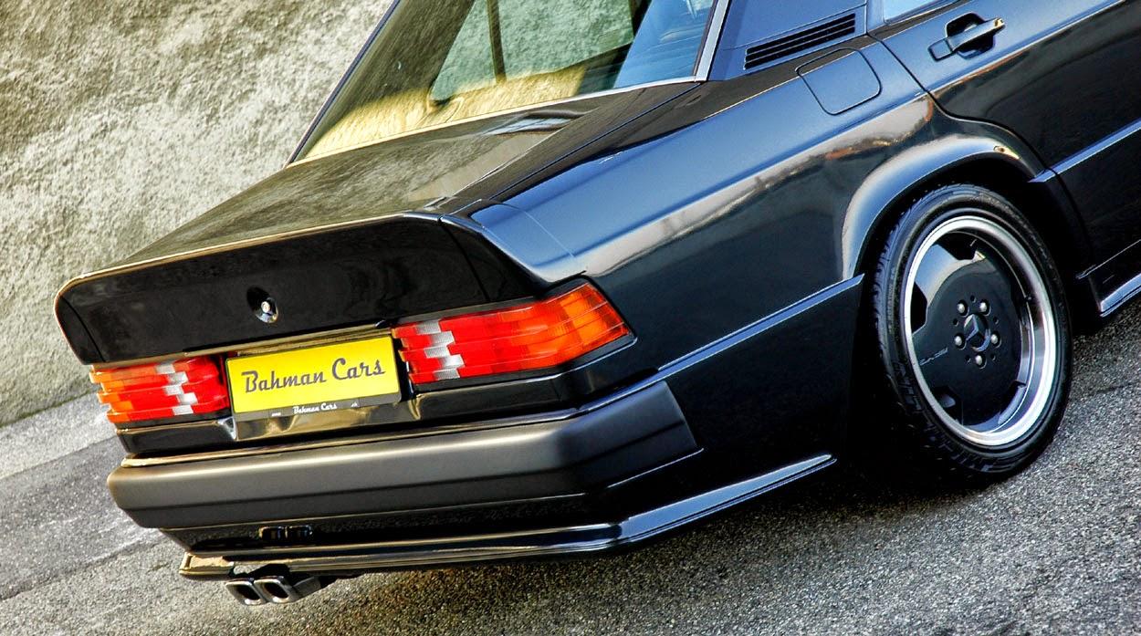 Mercedes Benz W201 190e 3 2 Amg Benztuning