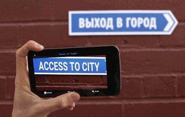 غوغل يطلق خاصية جديدة للترجمة الفورية