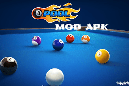 Free Download Game Pool 2019 for Android MOD Apk Unlimited Chips and Dollar